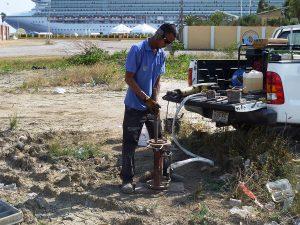 Milieukundig bodemonderzoek Marriott